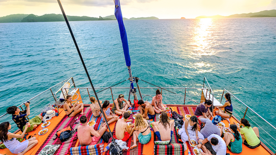 Langkawi Sunset Cruise