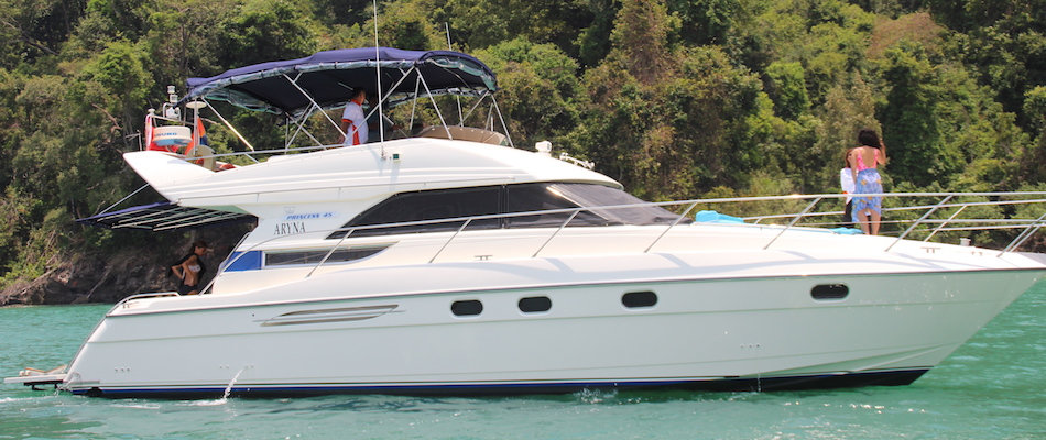 Langkawi Private Cruise Package   Tropical Charters